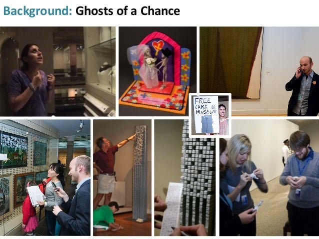 Background: Ghosts of a Chance