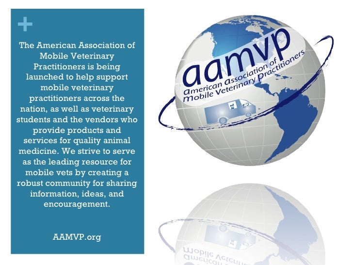 The American Association of Mobile Veterinary Practitioners is being launched to help support mobile veterinary practition...