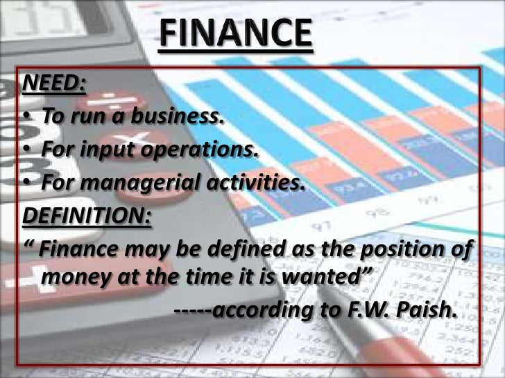 financial managment Financial management studies corporate finance and capital markets, emphasizing the financial aspects of managerial decisions it touches on all areas of finance.