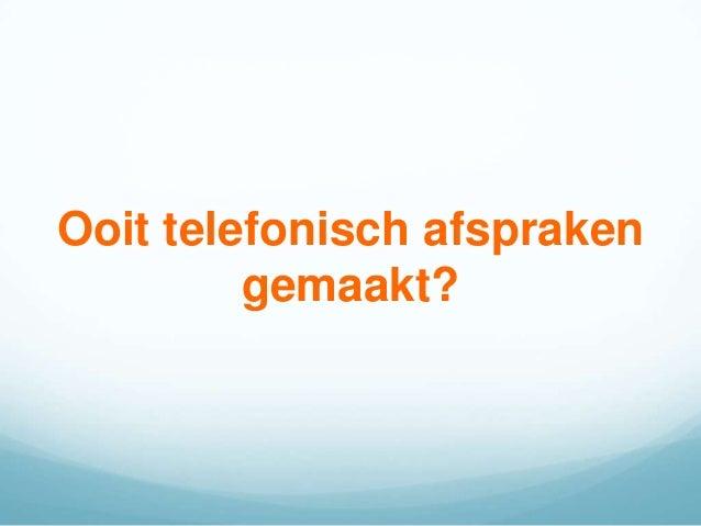 Nextmarketeer PEP Talk - Philip Voogt - Aangetekend Bellen