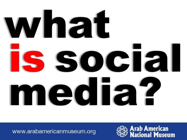 whatis socialmedia?
