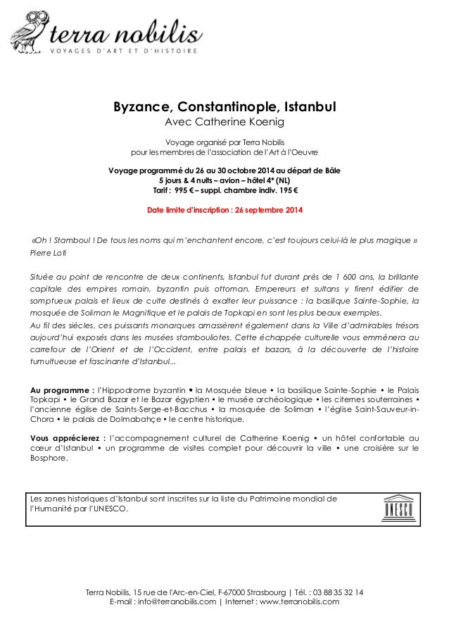 Terra Nobilis, 15 rue de l'Arc-en-Ciel, F-67000 Strasbourg | Tél. : 03 88 35 32 14  E-mail : info@terranobilis.com | Inter...