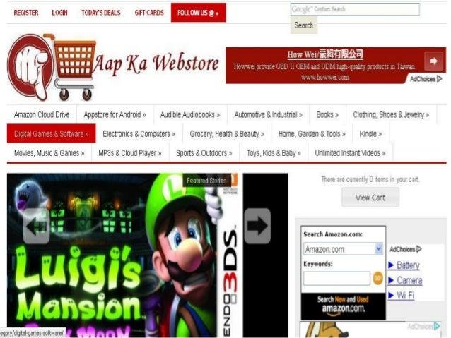 Aapkawebstore.com, online retailer the next e commerce revolution