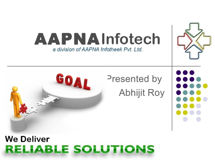 Aapna infotech corporate presentation-jan2012