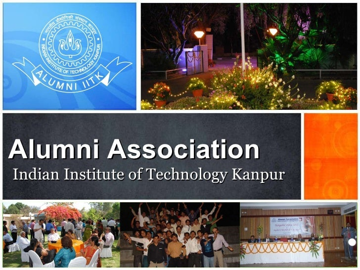 Alumni Association  Indian Institute of Technology Kanpur