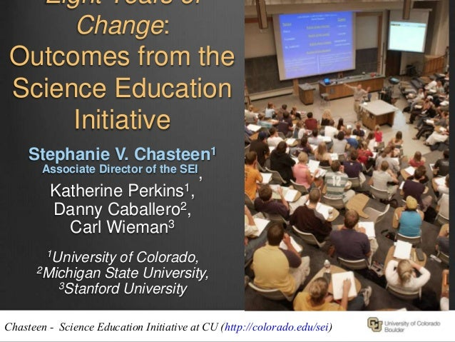 Lessons learned from 8 years of educational transformation (AAPT 2014)
