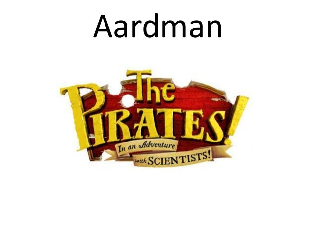 Aardman - Pirates! in an adventure with scientists
