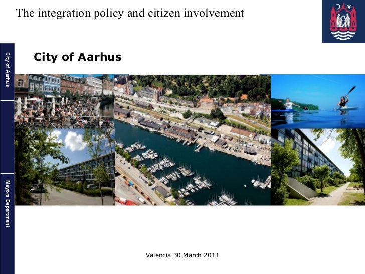 The integration policy and citizen involvement
