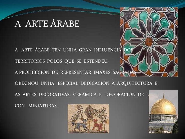 A arte arabe
