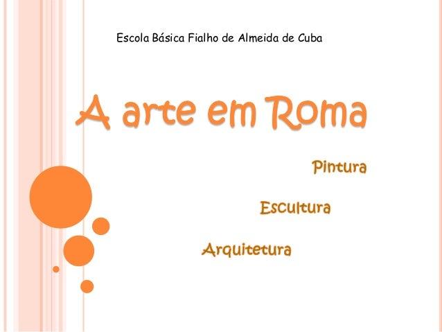 Escola Básica Fialho de Almeida de Cuba