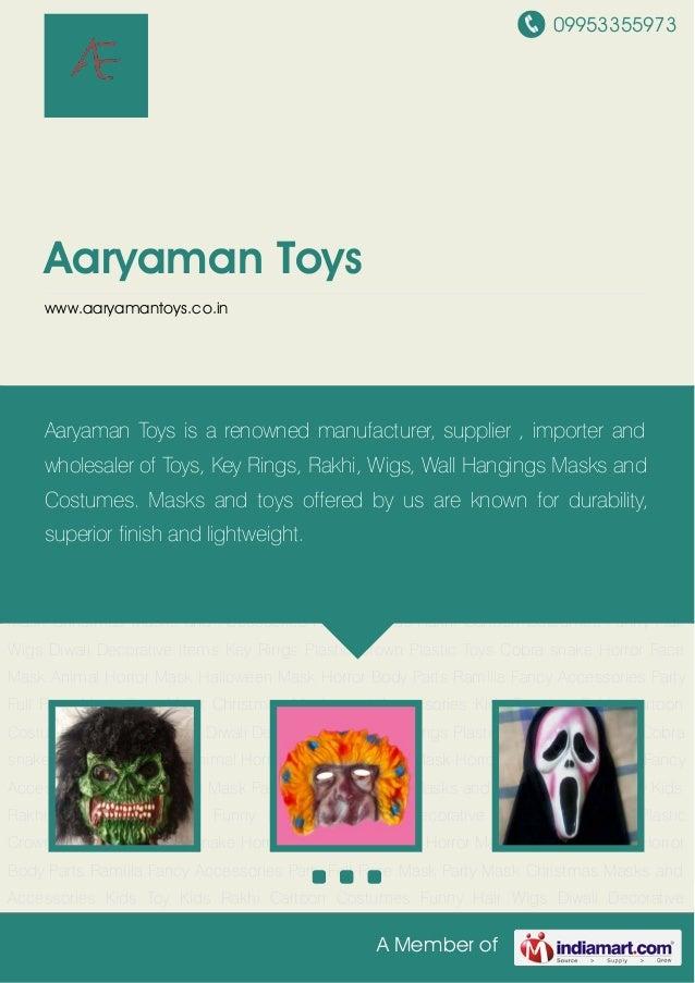 09953355973A Member ofAaryaman Toyswww.aaryamantoys.co.inHorror Face Mask Animal Horror Mask Halloween Mask Horror Body Pa...