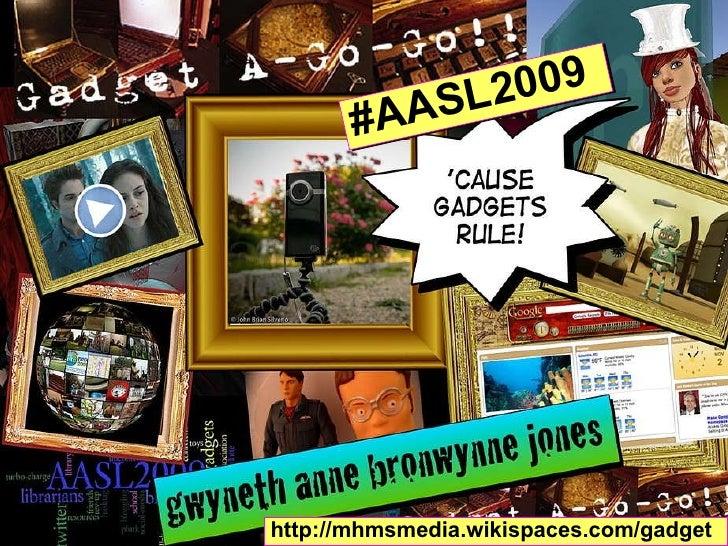 Gadget A Go Go-AASL09