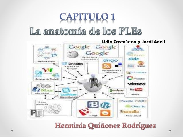 Lidia Castañeda y Jordi Adell