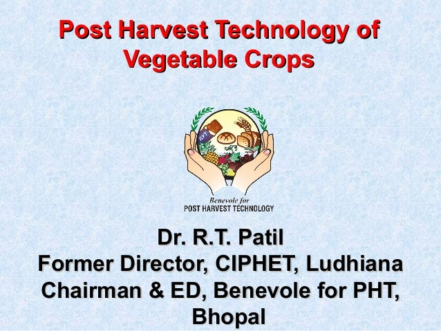 Harvest Tech... Harvest Technology
