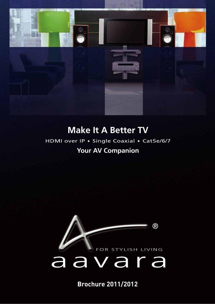 ®                                                                        HDMI Over IP Multi-CastingPB5000A                ...