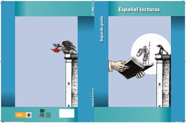 2                                 Español lecturas                                                           Segundo grado...