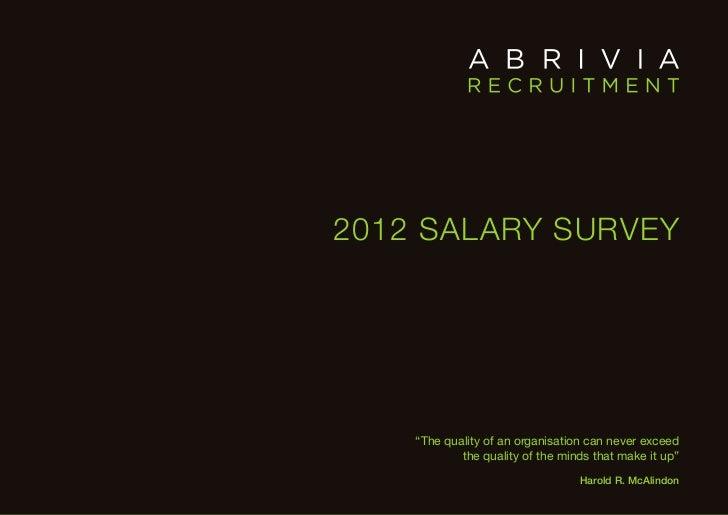 Ab04 Abrivia Salary Survey
