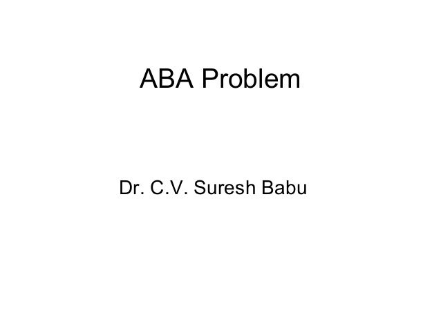 ABA Problem