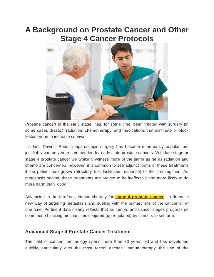 background and history of prostate cancer Background: multiparametric magnetic resonance imaging (mpmri) is being used increasingly in the setting of active surveillance (as) for prostate cancer we investigated changes in the mpmri.