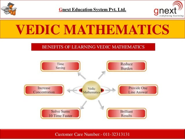 Abacus Vedic Mathematics Introduction And Proposal For