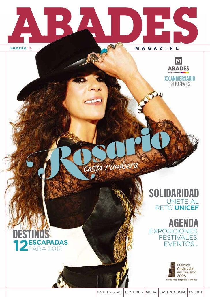 Abades Magazine 13