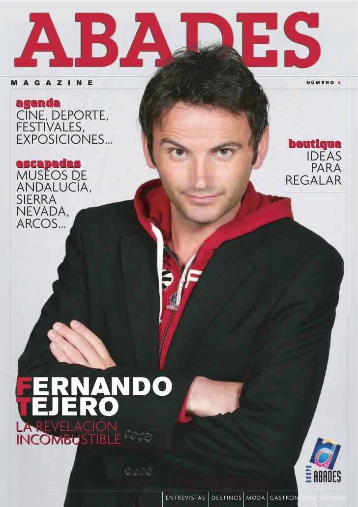Abades Magazine 4