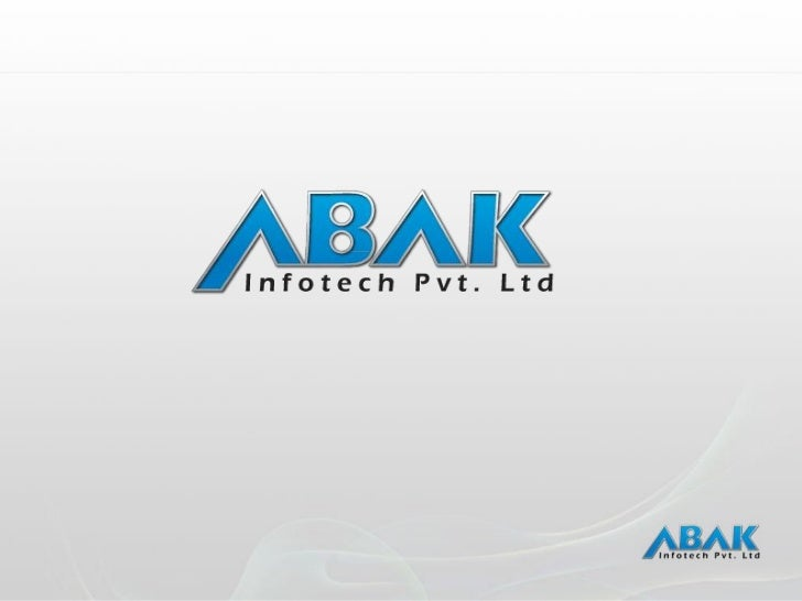 Abak infotech Software Development Company Profile