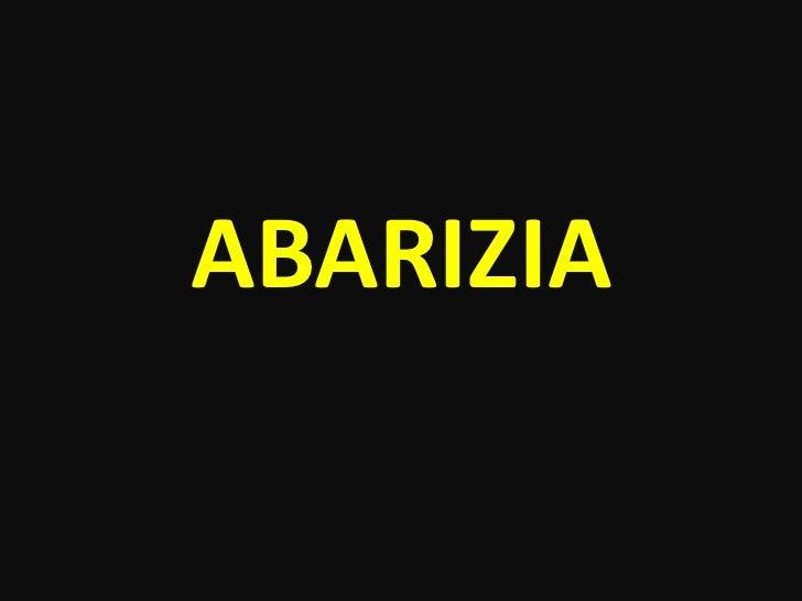 ABARIZIA