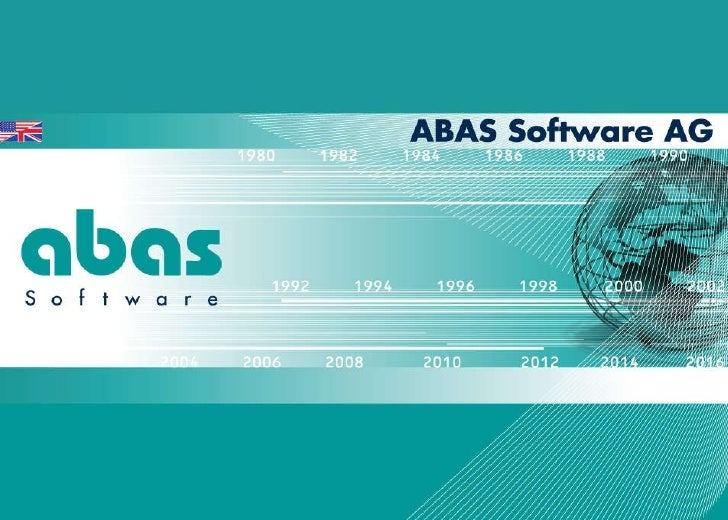 abas ERP - Enterprise Resource Planning – ERP, PPC, MRP, eBusiness Software