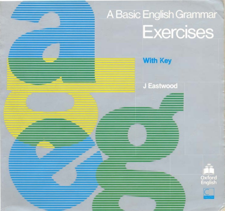 A basic english grammar exercises