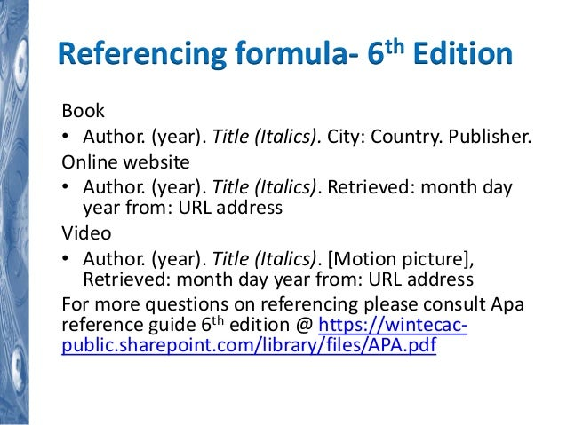 masters thesis apa reference