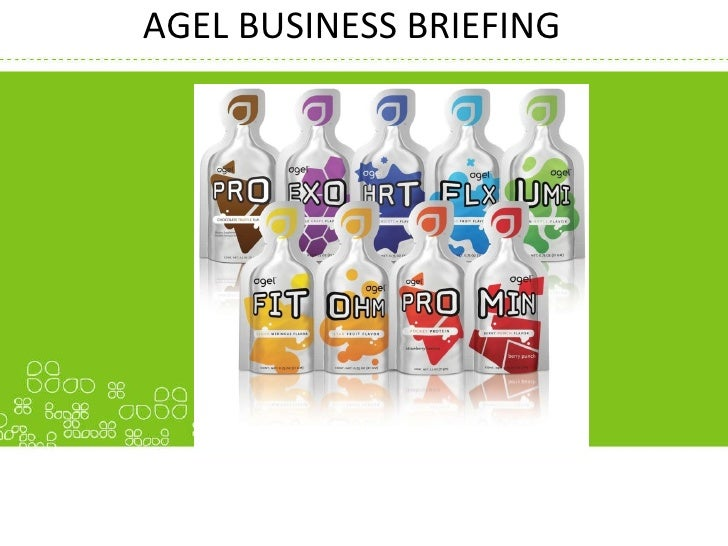AGEL BUSINESS BRIEFING