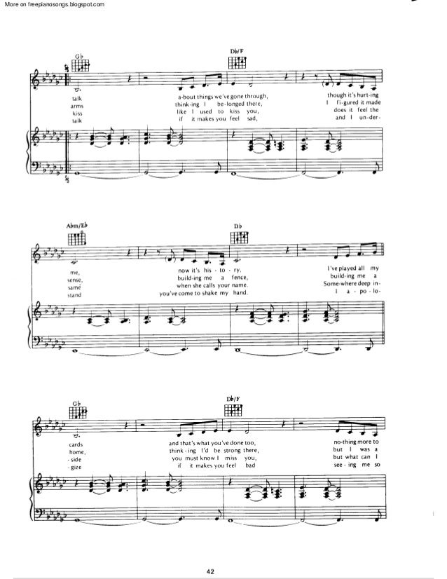 ABBA - Slipping Through My Fingers