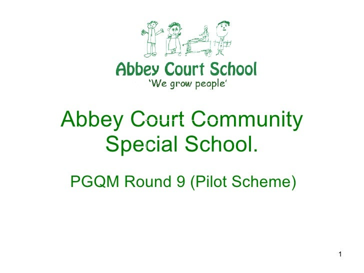 Abbey court community special school