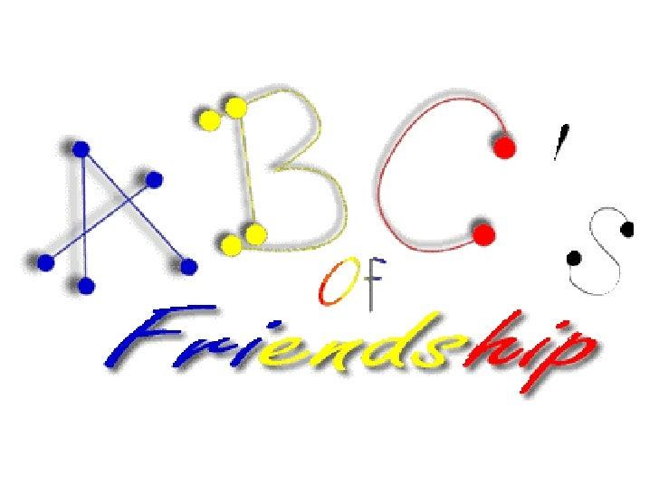 Abc Friends