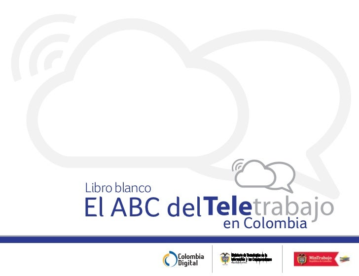 Libro blancoEl ABC del     en Colombia