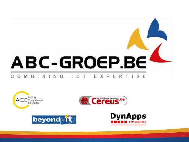 ABC Company Presentation
