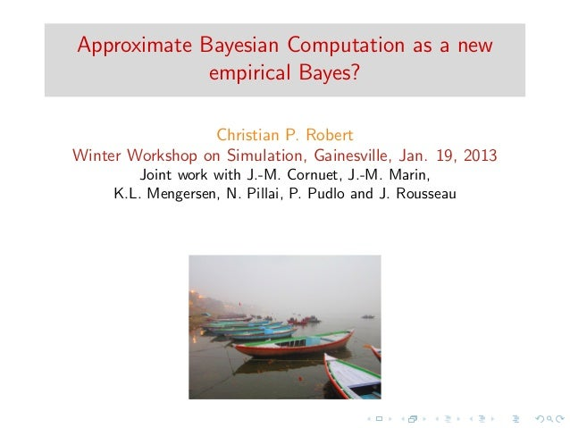 Is ABC a new empirical Bayes approach?