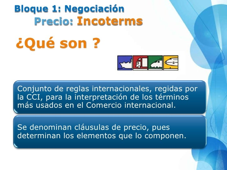 Abc comercio internacional for Comercio exteriro