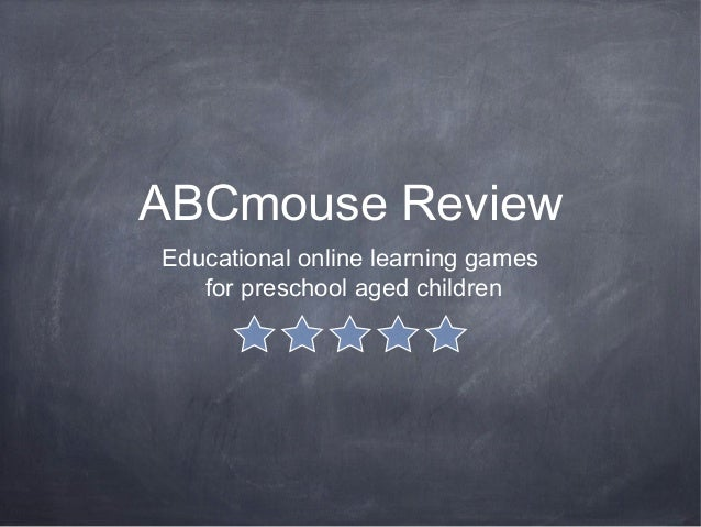 ABCmouse ReviewEducational online learning games   for preschool aged children