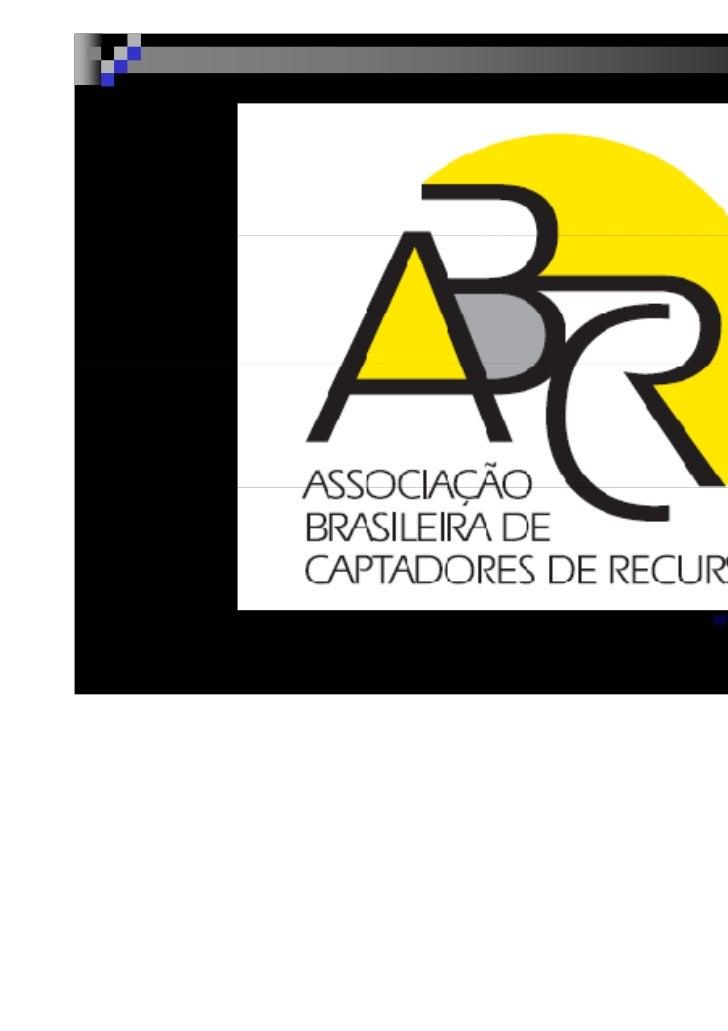 TEMA DE HOJECAPTAÇÃO DE RECURSOS        www.captacao.org