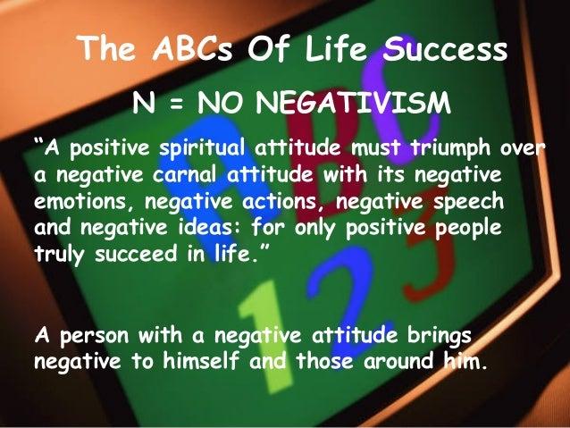 essays on success in life