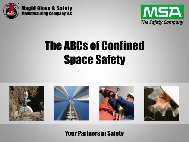 ABC's of Confined Space Safety
