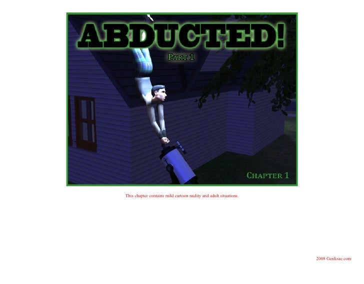 Abducted! Part 1 - Chapter 1