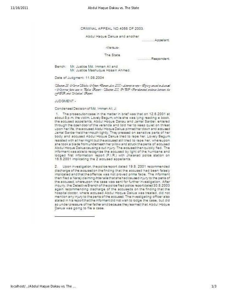 11/16/2011                                Abdul Haque Dakau vs. The Statelocalhost/…/Abdul Haque Dakau vs. The …          ...