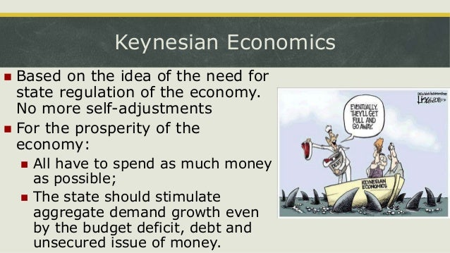 Anyone want to tell me about Keynesian Econ?