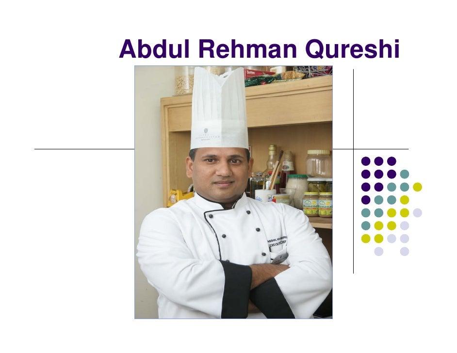 Abdul Rehman Quresh Profie