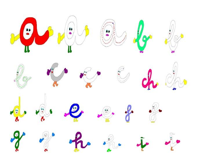 abecedario-animado-cursiva-1- ...