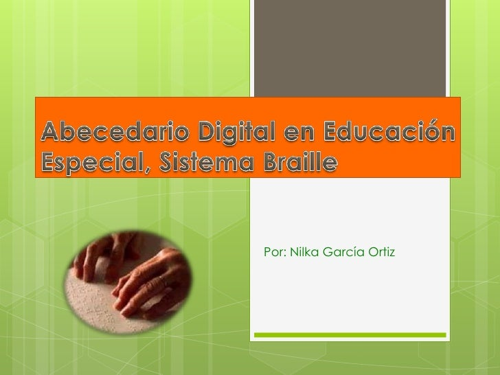 Por: Nilka García Ortiz