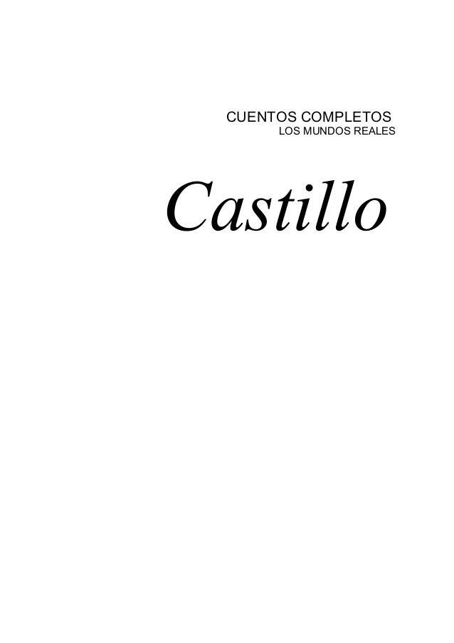 Abelardo.castillo cuentos.completos